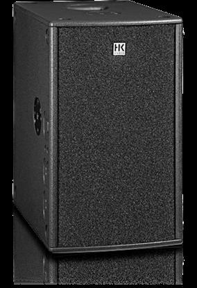 HK Premium PR:O 210 Sub A Active Subwoofer (600 Watts)