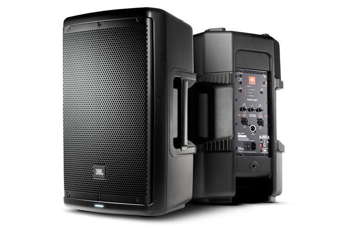 jbl eon610 10 inch powered pa speaker single perth mega music online. Black Bedroom Furniture Sets. Home Design Ideas