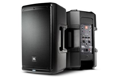 JBL EON610 10 inch Powered PA Speaker (Single)