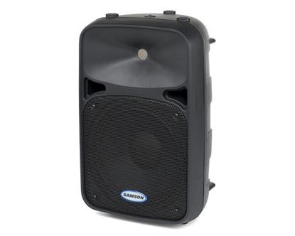 Samson Auro D210 10 inch Powered PA Speaker