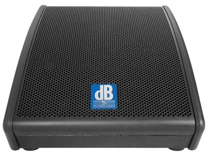 dB Tech FLEXSYS FM10 Powered Floor Monitor