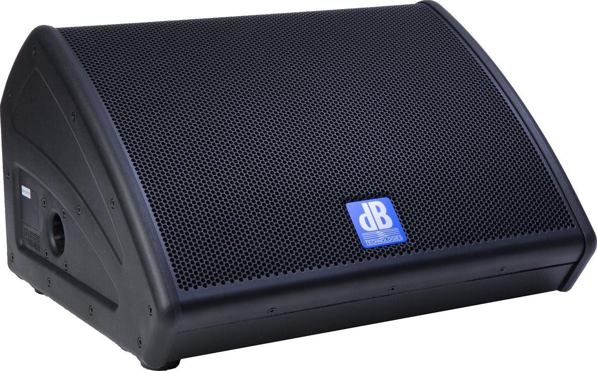 Delightful DB Tech FLEXSYS FM8 Powered Floor Monitor
