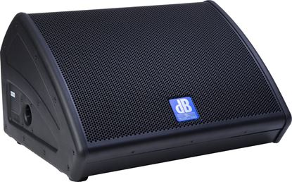 dB Tech FLEXSYS FM8 Powered Floor Monitor