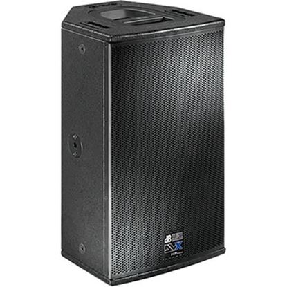 dB Tech DVX D8 8 inch Powered PA Speaker