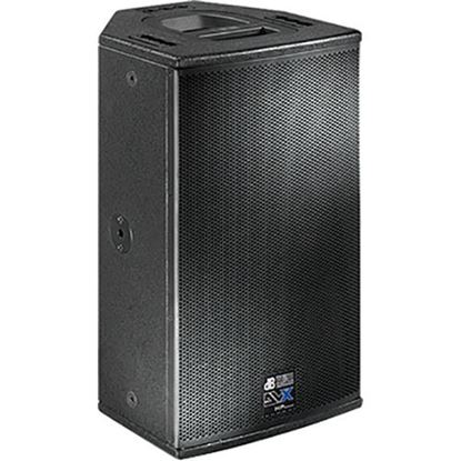dB Tech DVX D10 HP 10 inch Powered PA Speaker