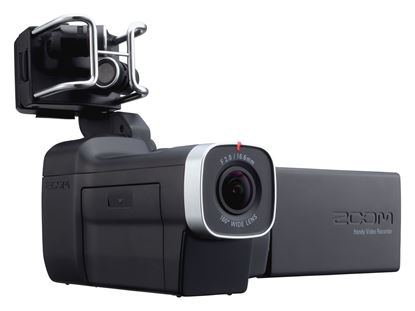 Zoom Q8 Handy Video Recorder (Black)