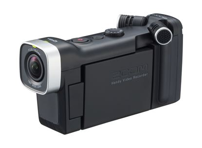 Picture of Zoom Q4n Handy Video Recorder (Black)