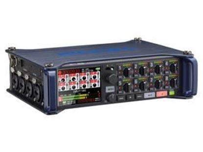 Zoom F8 Audio MultiTrack Field Recorder + PCF-8 Carry Case