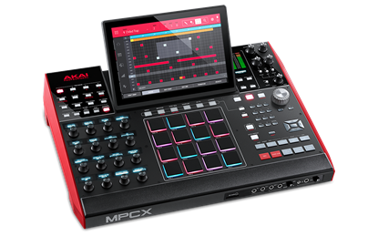 Akai Pro MPC X Standalone Music Production Centre