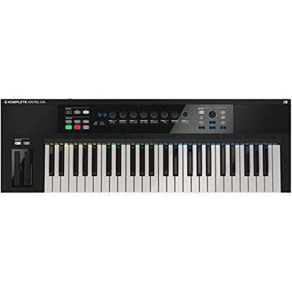 Native Instruments Komplete Kontrol S49 Keyboard Controller (49 Keys)