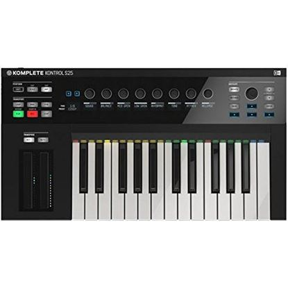 Native Instruments Komplete Kontrol S25 Keyboard Controller (25 Keys)