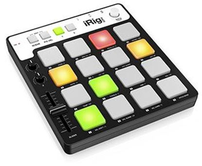 iRig Pads MIDI Groove Controller