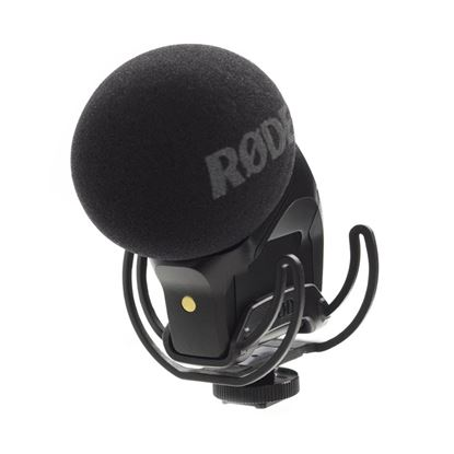 Picture of Rode Stereo VideoMic Pro Rycote Stereo On-Camera Microphone