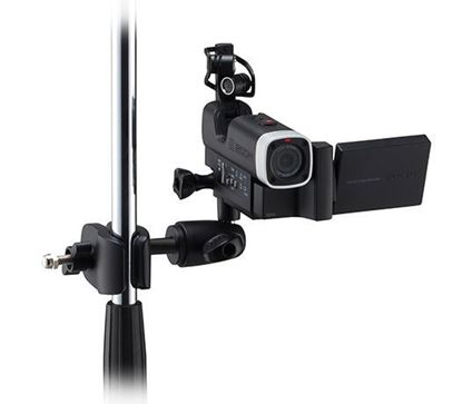 Zoom MSM-1 Mic Stand Mount for Q4n & Q8