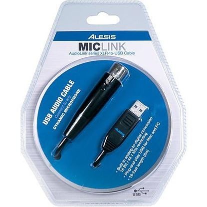 Picture of Alesis MicLink - XLR to USB Cable