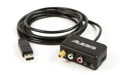 Picture of Alesis PhonoLink Stereo RCA-to-USB-Cable