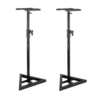 Picture of Gator Frameworks Adjustable Studio Monitor Stands (Pair)