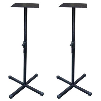 Icon SB-100 Monitor Speaker Stands (Pair)