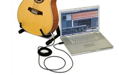 Picture of Alesis GuitarLink 1/4in to USB Cable