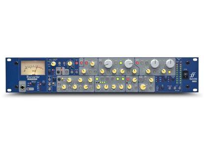 Focusrite ISA430MKII Single Channel Mic PreAmp