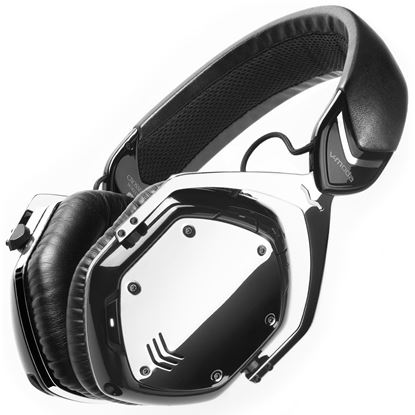 V-Moda Crossfade Wireless Headphones (Phantom Chrome)