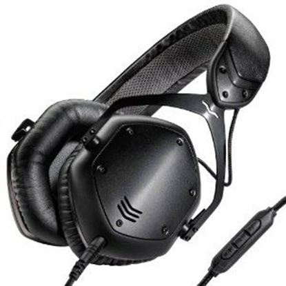 V-Moda Crossfade LP2 Vocal (Matte Black Metal)
