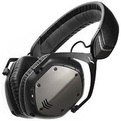 V-Moda Crossfade Wireless Headphones (Gunmetal Black)