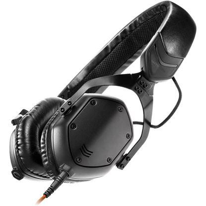 V-Moda XS Headphones (Matte Black Metal)