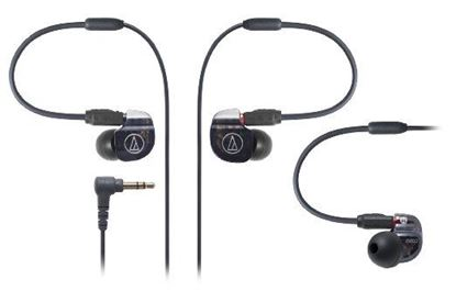 Audio-Technica IM02 In Ear Monitors (Dual Balanced Armature)