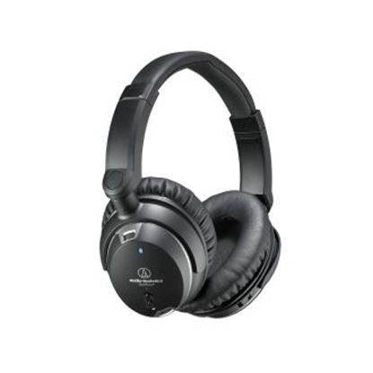 Audio-Technica ATH-ANC9 Quietpoint Active Noise Cancelling Headphones