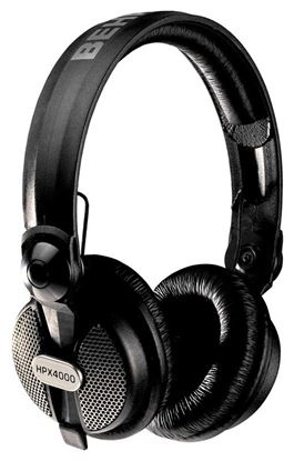 Behringer HPX4000 Closed High Definition DJ Headphones