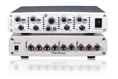 Icon ReoAmp 4-Channel Headphone Amplifier
