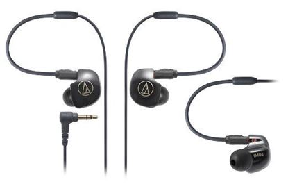 Audio-Technica IM04 In Ear Monitors (Quad Balanced Armature)