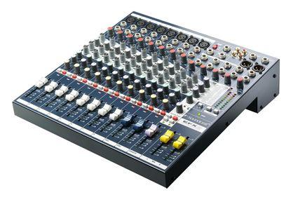 Soundcraft EFX8 8 Channel Mixer