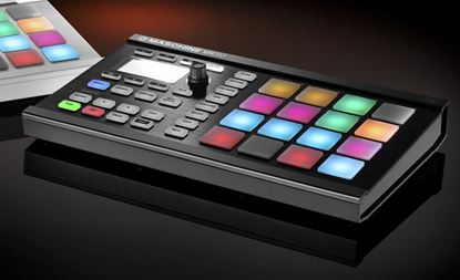 Native Instruments Maschine Mikro - Compact Groove Production Studio (Black)
