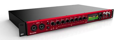 Focusrite Clarett 8Pre 18x20 Thunderbolt Interface