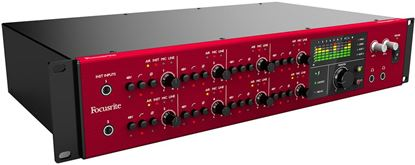 Focusrite Clarett 8PreX Thunderbolt Interface