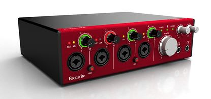 Focusrite Clarett 4 Pre 18x8 Thunderbolt Interface