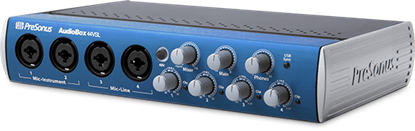 PreSonus Audiobox 44VSL 2.0 Audio Interface