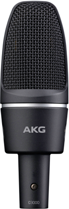 Picture of AKG C3000 High Performance Large Diaphragm Condenser Microphone