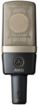 Picture of AKG C314 Professional Multi-Pattern Condenser Microphone