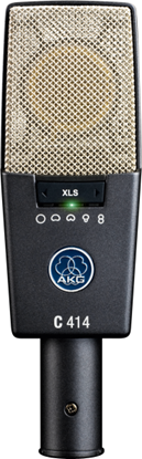 Picture of AKG C414 XLS Reference Multi-Pattern Condenser Microphone