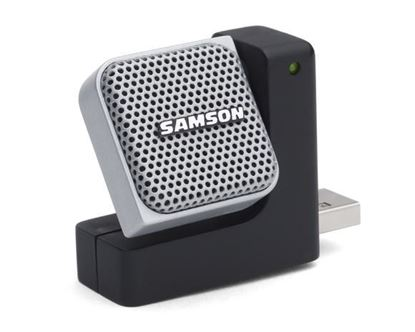 Samson Go Mic Direct - Portable USB Microphone with Noise Cancellation Technology