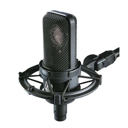 Audio Technica AT4033ASM Pre-Polarised Cardiod/HPF/Transformerless Mic