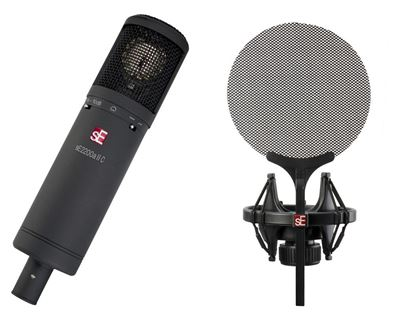 sE Electronics 2200a II C Cardioid Condenser Microphone