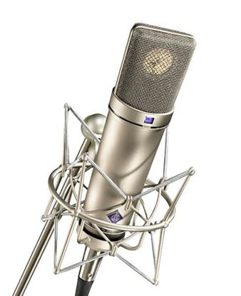 Neumann U87 Ai Microphone with Complete Studio Set