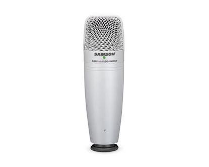 Samson C01U Studio Condenser Microphone - USB