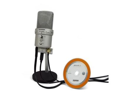 Samson G-Track - USB Condenser Microphone