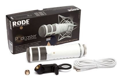 Rode Podcaster USB Broadcasting Microphone
