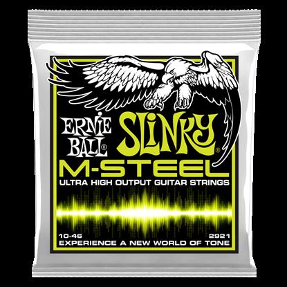 Picture of Ernie Ball 10-46 Electric Guitar Strings M-Steel Regular Slinky